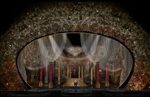 First Photos of the Oscars Stage Revealed, Includes 45 Million Crystals Courtesy of Swarovski and Derek McLane
