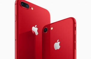 iPhone8-iPhone8PLUS-PRODUCT-RED_angled-back_041018-696x548