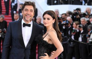 Mandatory Credit: Photo by James Gourley/REX/Shutterstock (9665142bu) Javier Bardem and Penelope Cruz 'Everybody Knows' premiere and opening ceremony, 71st Cannes Film Festival, France - 08 May 2018