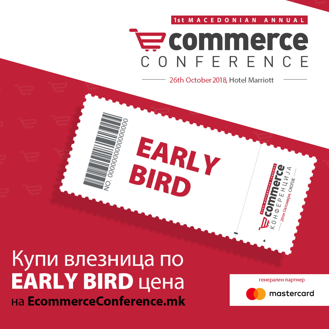 EarlyBird-ticket